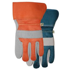 MidWest Gloves Assorted Women's Safety Cuff Gloves