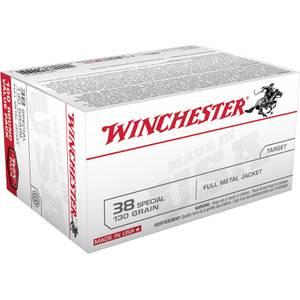 Winchester USA 38 Special Handgun Ammo