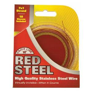Zebco cajun red steel fishing line at blain 39 s farm fleet for Cajun red fishing line
