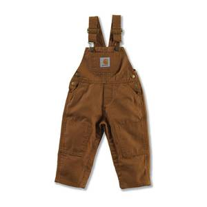 Carhartt Baby Boy's Washed Duck Overalls