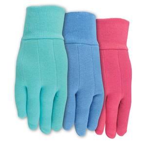 MidWest Gloves Women's Jersey Garden Gloves
