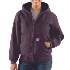 Carhartt Misses Dusty Plum Sandstone Active Jacket
