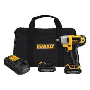 DEWALT 12V MAX* Impact Wrench Kit
