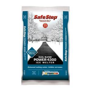 Safe Step Dual Blend Power 4300 De Icing Salt At Blain S