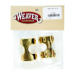 Weaver Leather #Z340 Snap Nickel Plated