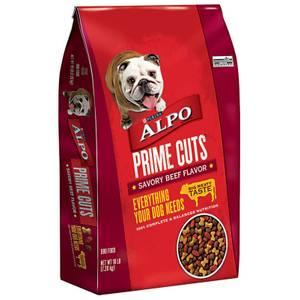 Alpo Prime Cuts Dog Food