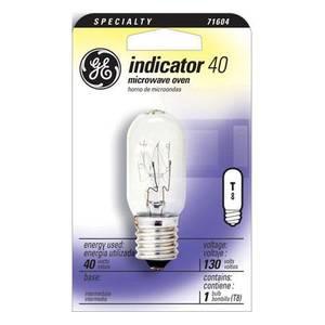 Ge Microwave Oven Indicator Light Bulb At Blain S Farm Amp Fleet