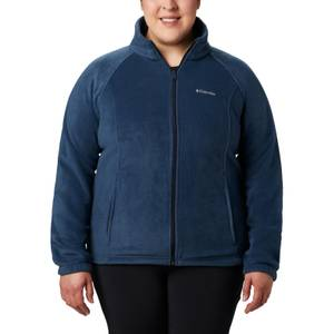 Columbia Sportswear Company Women's Columbia Navy Benton Springs Fleece Jacket