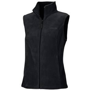 Columbia Sportswear Company Women's Black Benton Springs Fleece Vest
