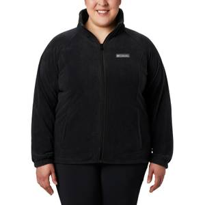 Columbia Sportswear Company Women's Black Benton Springs Fleece Jacket