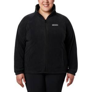 Columbia Sportswear Company Women's Black Benton Springs Fleece Jacket