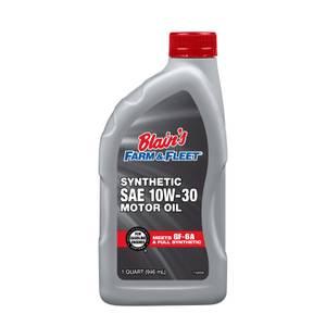 Blain's Farm & Fleet 5W30 Full Synthetic Motor Oil