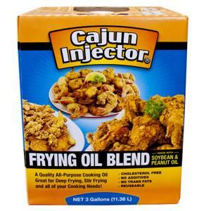 Cajun Injector Peanut Frying Oil Blend at Blain's Farm & Fleet