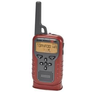 AcuRite Backyard Weather Radio SAME Alert Station
