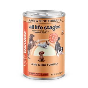Canidae Lamb And Rice Dog Food Reviews