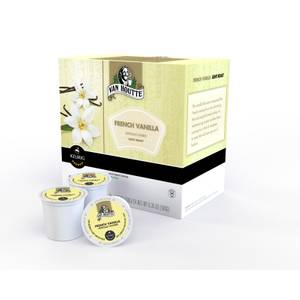 Van Houtte French Vanilla Coffee K - Cups