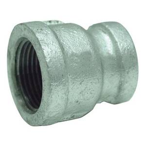 "JMF 3/4"" Galvanized Reduced Coupling"