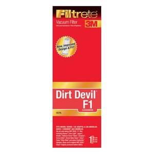 3m Filtrete Dirt Devil F1 Hepa Vacuum Filter At Blain S