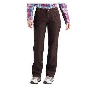 Dickies Misses Chocolate Duck Carpenter Pants