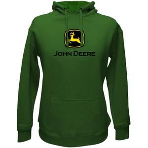 John Deere Misses Green Logo Hoodie