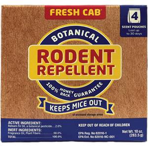 Fresh Cab Botanical Rodent Repellent