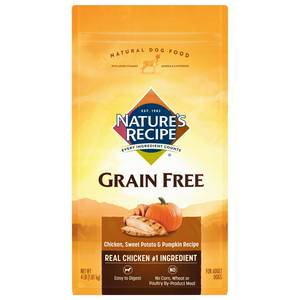 Nature S Recipe Grain Free Easy To Digest Dry Chicken Dog Food