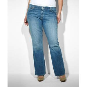Levi's Women's 590 Valley Blue Boot Cut Jeans