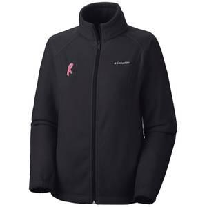 Womens Tested Tough in Pink Rain Jacket II - Columbia US