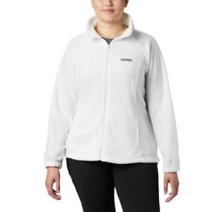 Columbia Sportswear Company Women's Sea Salt Benton Springs Fleece Jacket