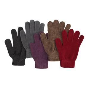 Broner Women's Chenille Magic Gloves