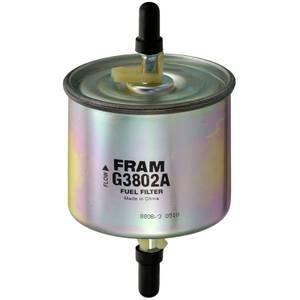 fram g3802a in-line gasoline filter