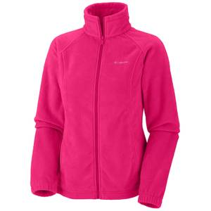 Columbia Sportswear Company Women's Rose Benton Springs Fleece Jacket