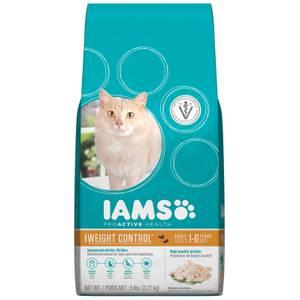 Iams Cat Food Weight Control Reviews
