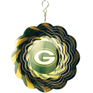Team Sports America Green Bay Packers Geo Spinner
