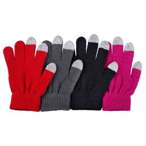 Broner Women's Touch Screen Magic Gloves Assortment