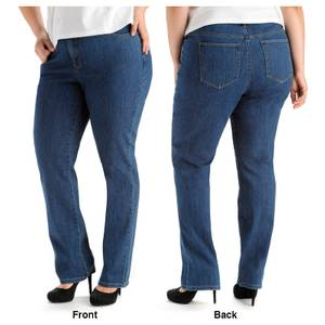 Lee Petite Seattle Classic-Fit Monroe Jeans