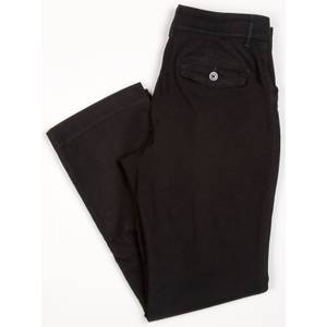 Lee Misses Black Comfort Fit Carden Straight Leg Pants