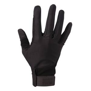 Noble Equine Women's Black Perfect Fit Gloves