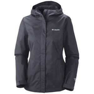 Columbia Sportswear Company Misses Black Omni Tech Arcadia II Jacket