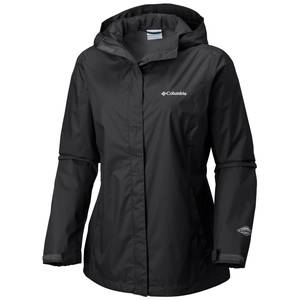 Columbia Sportswear Company Women's Black Arcadia II Onmi Tech Jacket