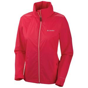 Columbia Sportswear Company Women's Bright Rose Switchback II Jacket