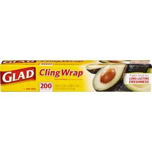 Glad Cling Wrap Plasti...