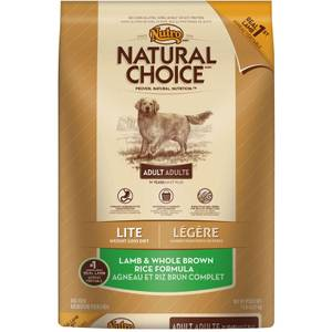 Nutro Natural Choice Lite Dog Food