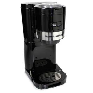 Coffee Maker Grind And Brew Single Serve : Hamilton Beach Single Serve Grind N Brew Coffee Maker at Blain s Farm & Fleet