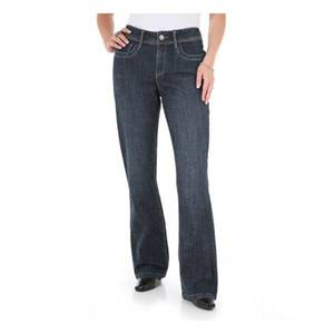 Riders By Lee Misses Niagara Blue Lori Bootcut Jeans