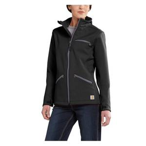 Carhartt Misses Black Crowley Jacket