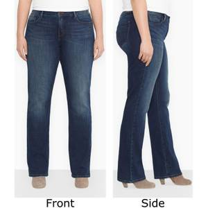 Levi's Women's 512 Out West Perfectly Shaping Boot Cut Jeans