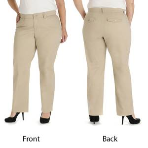 Lee Women's Sahara Comfort Fit Kassidy Straight Leg Pants