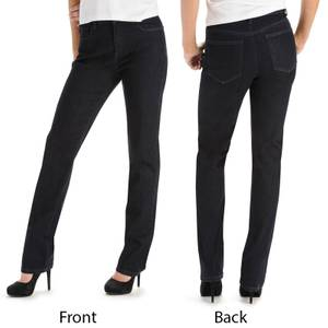 Lee Misses Horizon Classic Fit Monroe Straight Leg Jeans