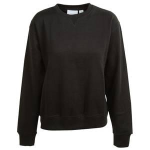 CG | CG Misses Black Fleece Crew Sweatshirt